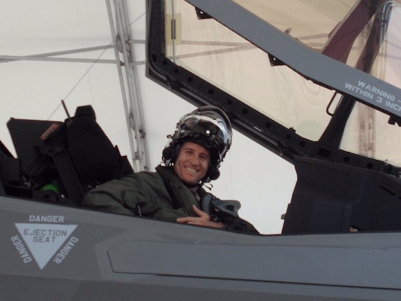 dave berke f-35 Retired fighter pilot shares 2 lessons that guided his military career Retired fighter pilot shares 2 lessons that guided his military career berke 202