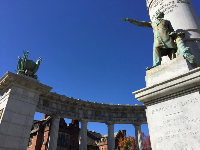 Richmond Monuments Richmond could be the next battleground over confederate monuments Richmond could be the next battleground over confederate monuments img0067