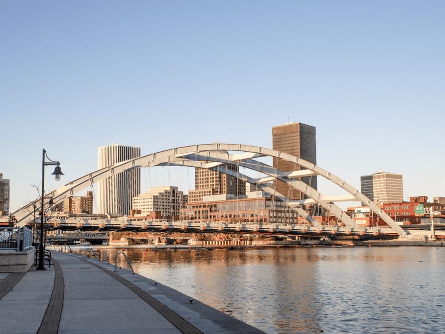 4. Rochester, New York