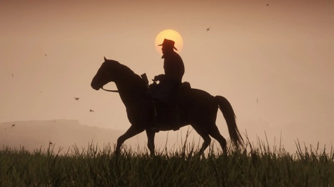 rockstar characterizes the games story as an outlaw epic set across the vast and unforgiving american heartland - جديد لعبة Red Dead Redemption II 2018