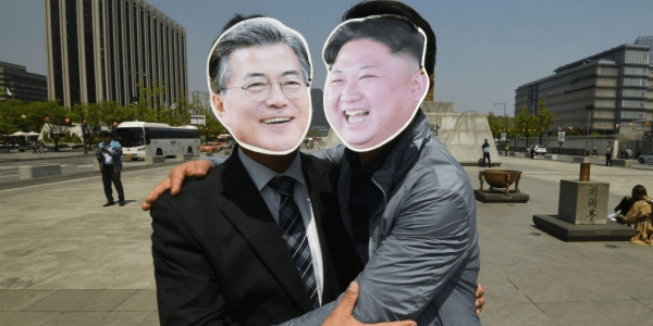 Inter-Korea summit has been planned down to the millimeter ...