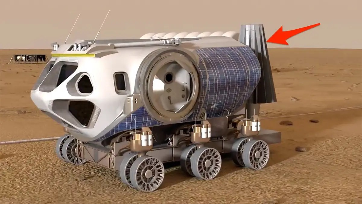 Nasa Kilopower Nuclear Reactor To Fuel Future Moon And