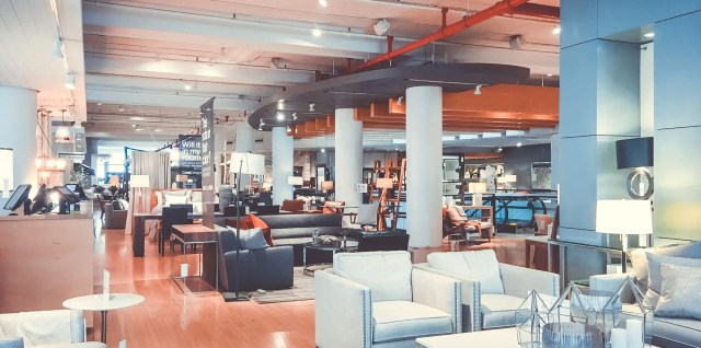 We Shopped At Pottery Barn And Crate Barrel To See Which Was A Better Furniture Store And
