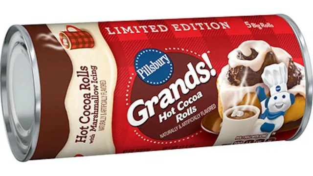 grands hot cocoa rolls