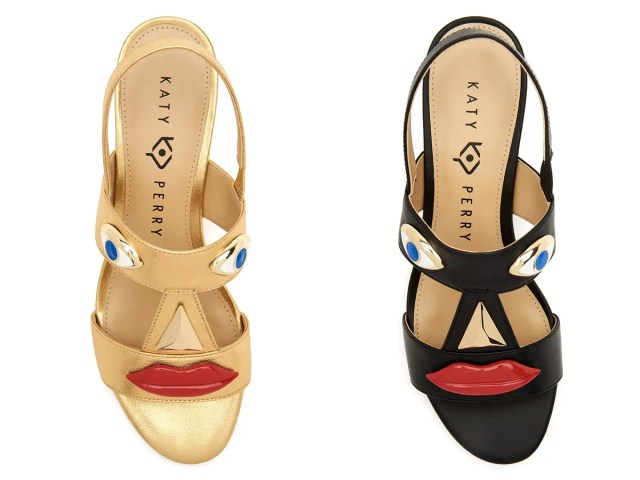 katy perry collection shoes blackface accusations 2