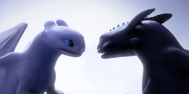 How To Train Your Dragon Three: The Hidden World movie Universal Dreamworks 6