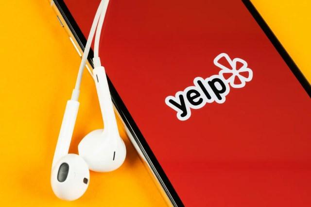 yelp iphone