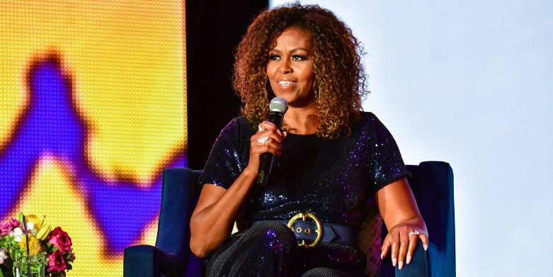 This isn't a game': Michelle Obama rips into Trump for refusing to concede and putting her family in danger with 'racist lies'     DailyExchange