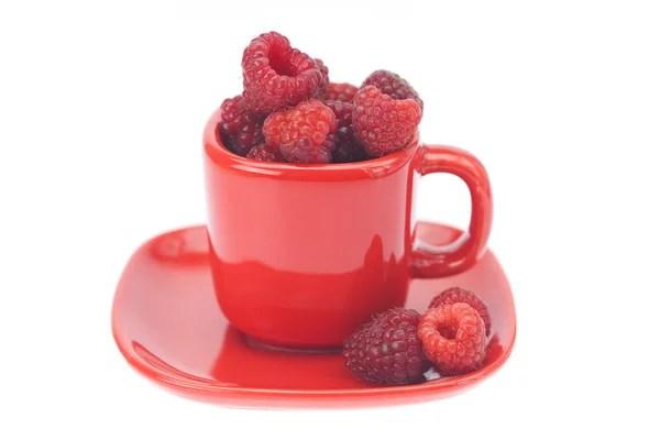Домашний Клубничный йогурт — Стоковое фото © belchonock ...