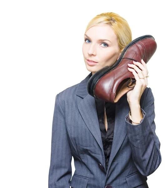 Shoe Telephone