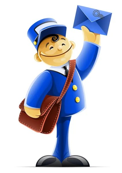 Post Man Stock Pictures Royalty Free Postman Images