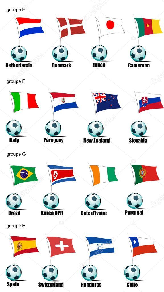 значки команд - Футбол
