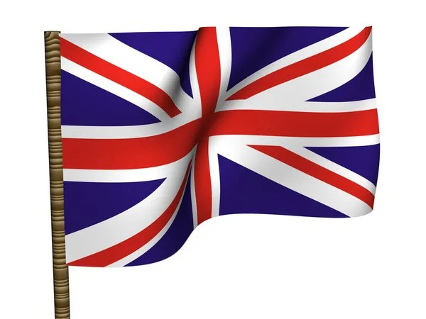 Стокові фотографії Прапор англії та роялті-фрі зображення ...