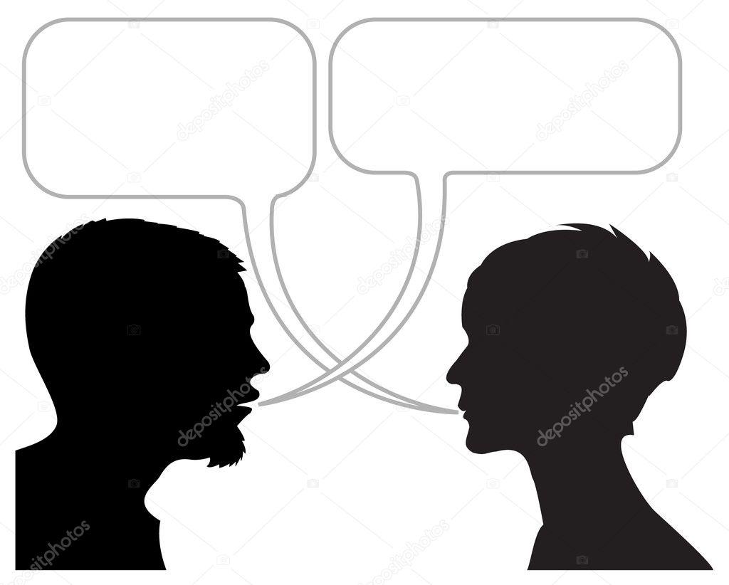 Dialogue Comic Strip