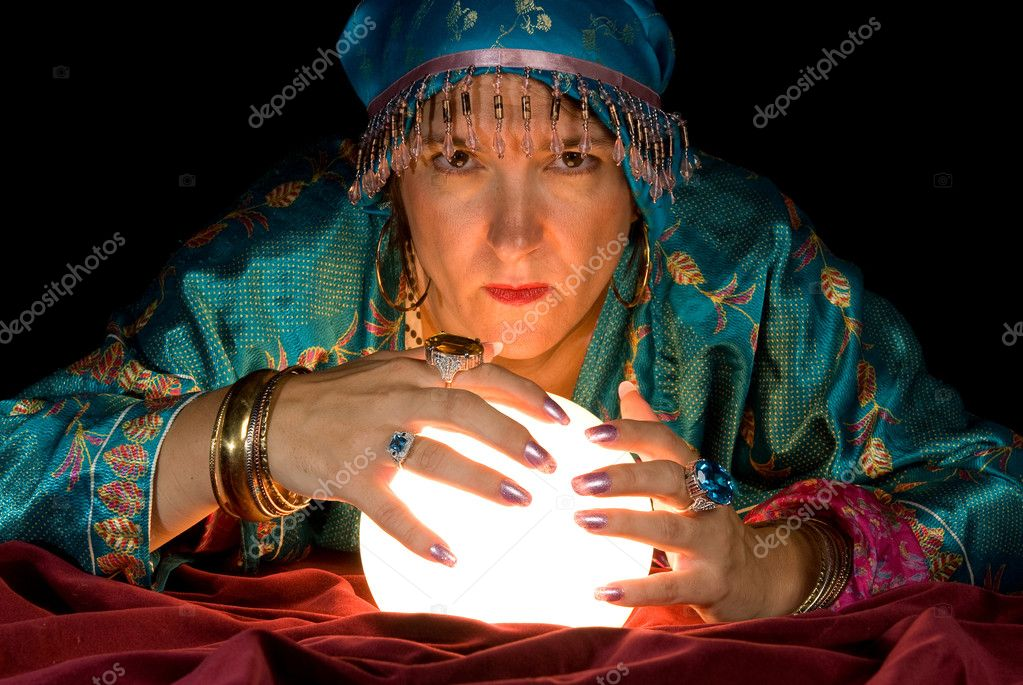 Image result for gypsy fortune teller