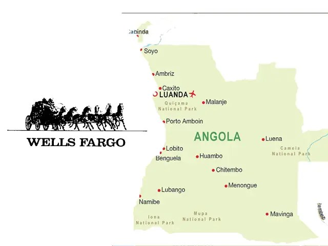 Wells Fargo is bigger than Angola