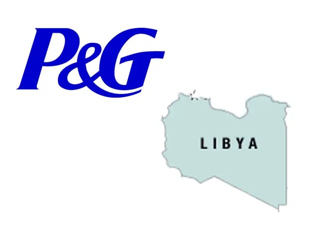 Proctor and Gamble is bigger than Libya