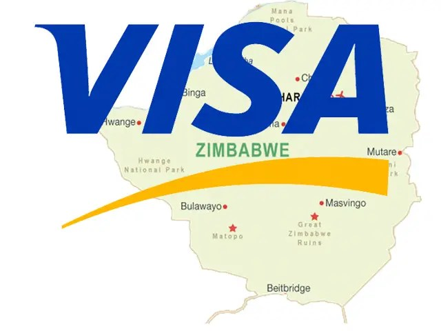 Visa is bigger than Zimbabwe