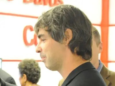 Larry Page, co-founder, Google