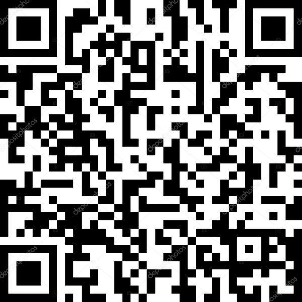 QR код абстрактный узор — Стоковое фото © MrHamster #10022661