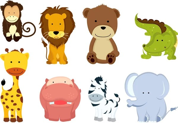 Áˆ Animals Of The Jungle Stock Pictures Royalty Free Jungle Animals Images Download On Depositphotos