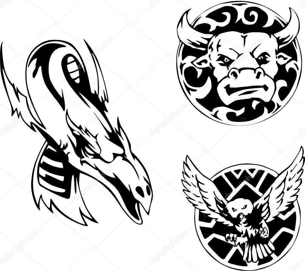 Besten 17 Ideen Zu Wolf Tattoo Design Auf Pinterest