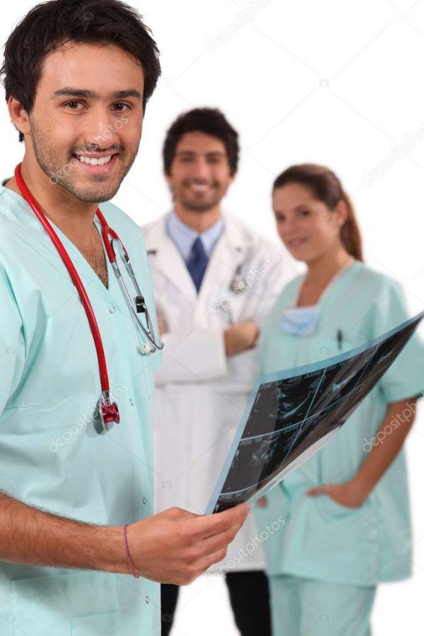 врачи и медсестры — Стоковое фото © photography33 #9318747