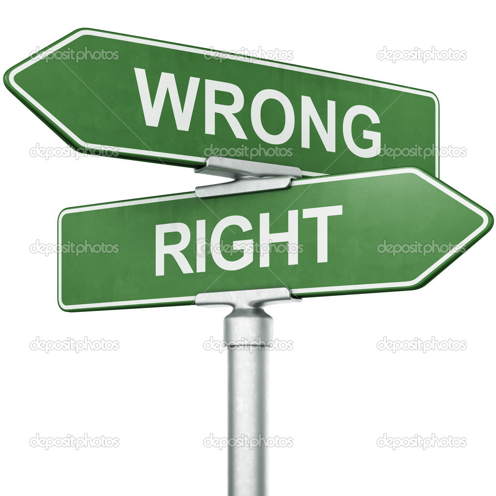 And Phto Com Right Wrong