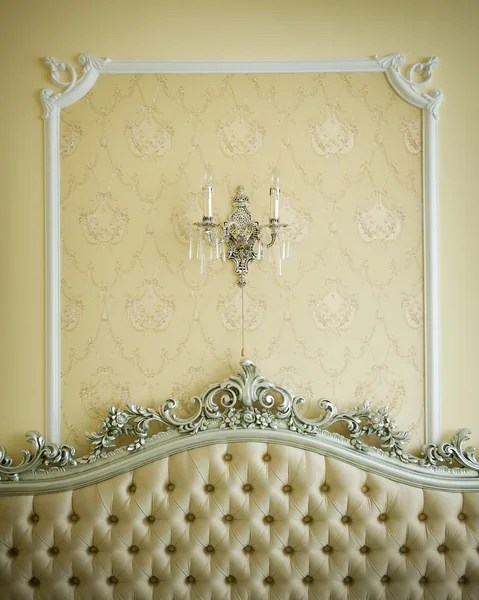gold bedroom ideas stock photos