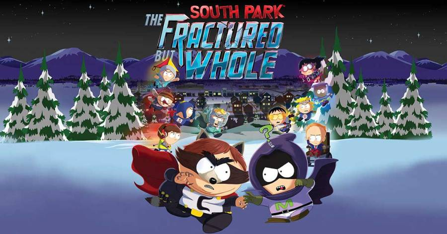 Image result for south park: the fractured but whole