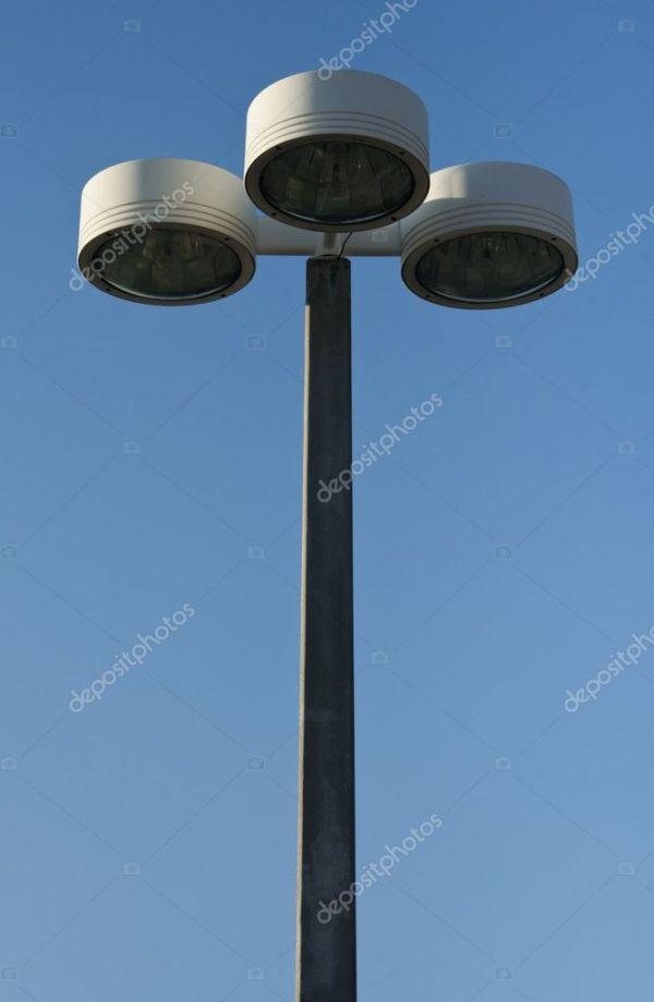 Открытый фонарный столб — Стоковое фото © AR-Images #11977296