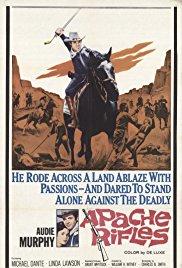 Poster do filme Rifles Apaches
