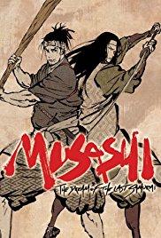 Poster do filme Miyamoto Musashi: Souken ni Haseru Yume