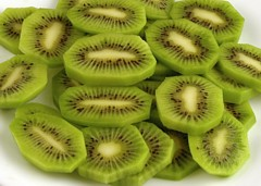 200 Calories of Kiwi Fruit