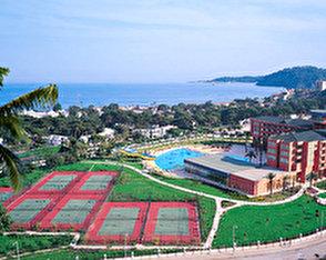 Отель Simena Hotel 5 звезд (Семена Отель) — Турция, Кемер ...