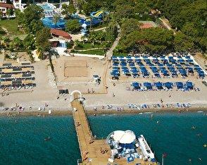 Отель Catamaran 5 звезд (Катамаран) — Турция, Кемер ...