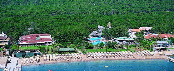 Фото отеля Club Zigana HV1 клаб зигана Турция Кемер