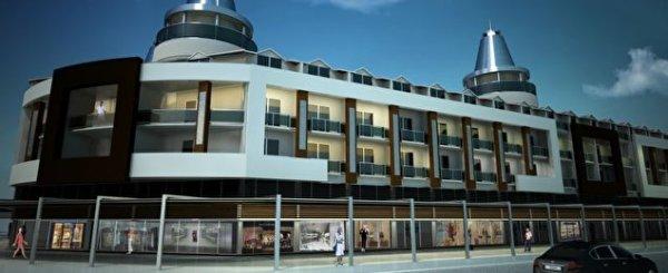 Фото отеля Selmaral Roxy Premium & Spa 5 звезд (селмарал ...