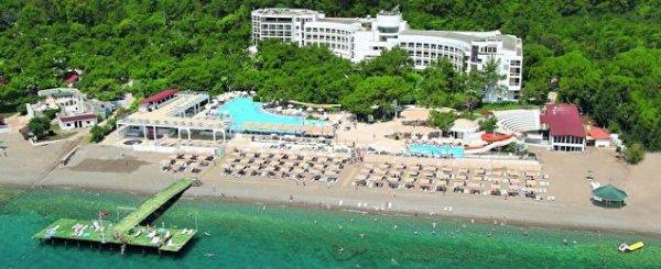 Отель La Mer Hotel 5 звезд (Ла Мер Отель) — Турция, Кемер ...