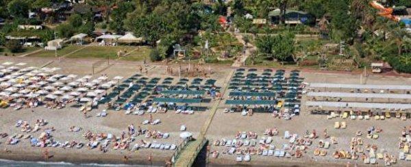 Отель Zena Resort 5 звезд (ЗЕНА РЕЗОРТ) — Турция, Кемер ...