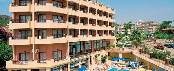 Фото отеля Club Palm Marmaris 3 звезды (клуб пальм ...
