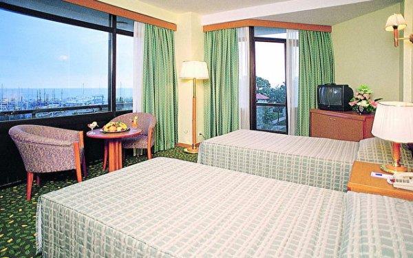 Фото отеля Ozkaymak Marina Hotel 5 звезд (озкаймак марина ...