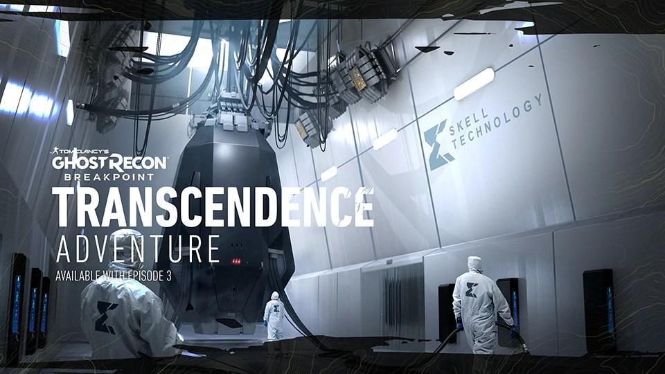 GRB DLC2 Transcendence
