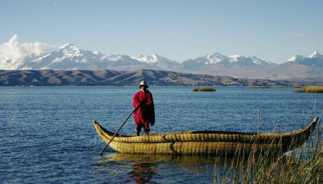 EL ORIGEN. De sus aguas puras y vírgenes nació Tici Viracocha, el dios que creó la cultura incaica. (Aguas Cordobesas)