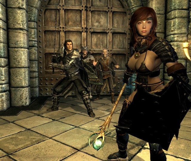 Black Magic Woman At Skyrim Nexus Mods And Community