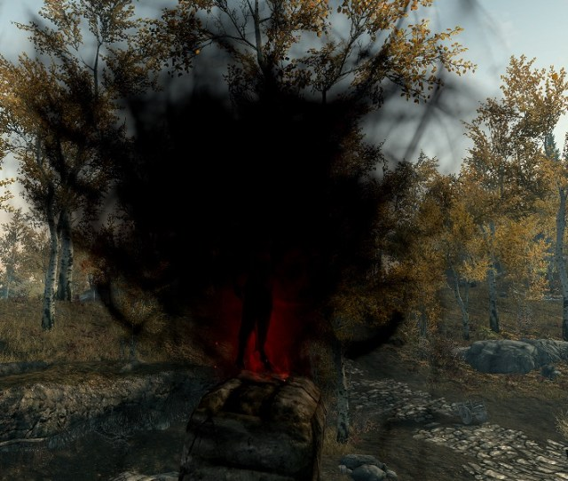 Blood Is Life Darkness High Point At Skyrim Nexus Mods And