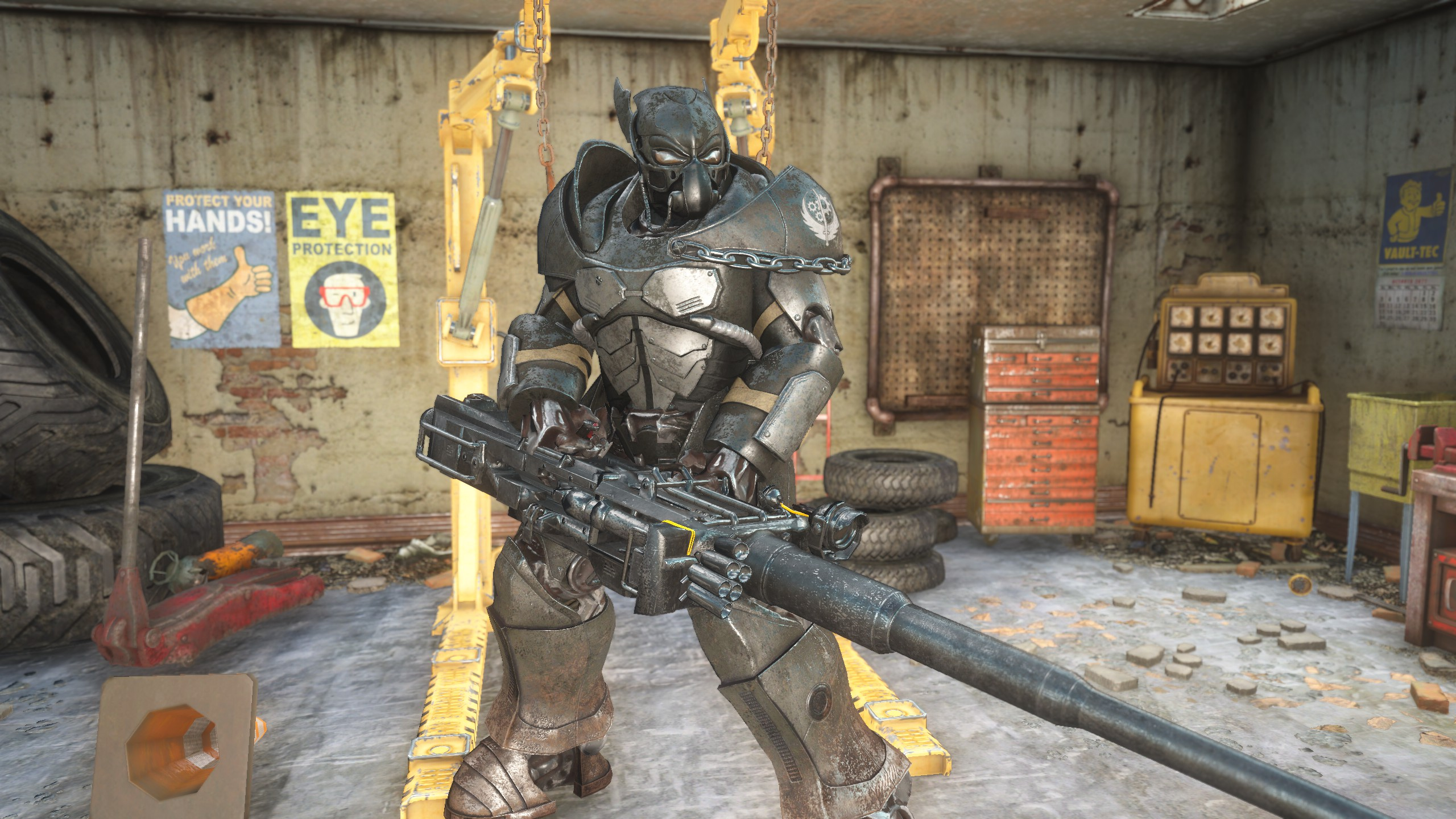 Midwestern Power Armor HD 2 At Fallout 4 Nexus Mods And