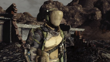 Fallout New Vegas Backpack Mod