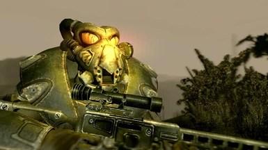 New Fallout Overhaul Vegas Visual