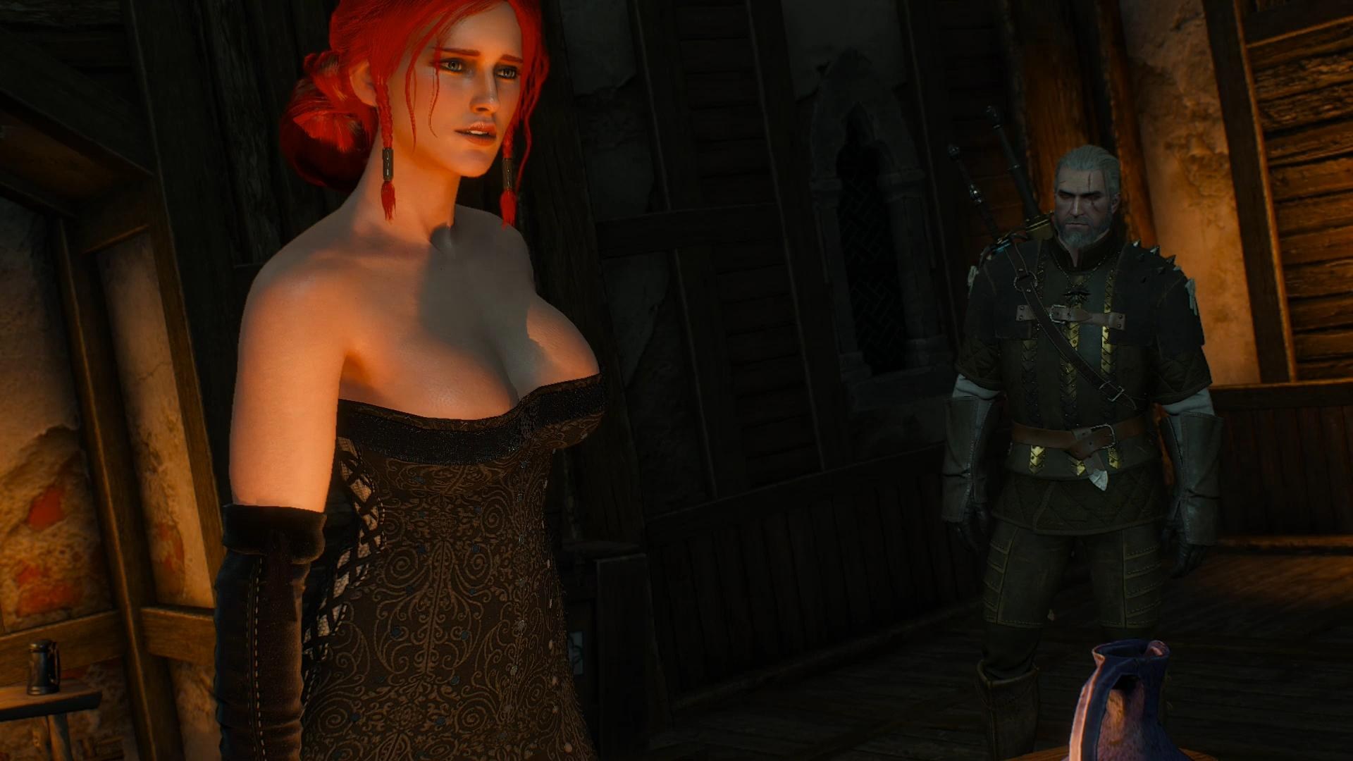 The Witcher 3 Nexus Mods And Community